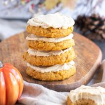 Paleo Pumpkin Sugar Cookies