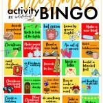 Chistmas Activity Bingo