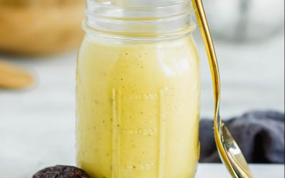 Whole30 Date Mustard