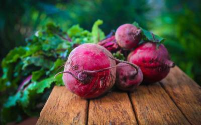 Beets, Not Just for Athletes