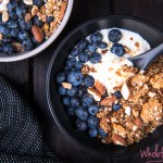 3 Ingredient Grain Free Granola