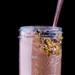 Shake And Make Chocolate Peanut Butter Mousse