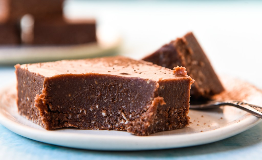 Quick and Easy Chocolate Cheesecake