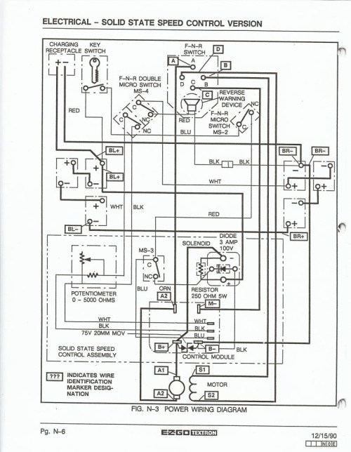 small resolution of 1996 ez go wiring diagram 2008 ezgo rxv wiring diagram collection labeled 1987 ezgo golf