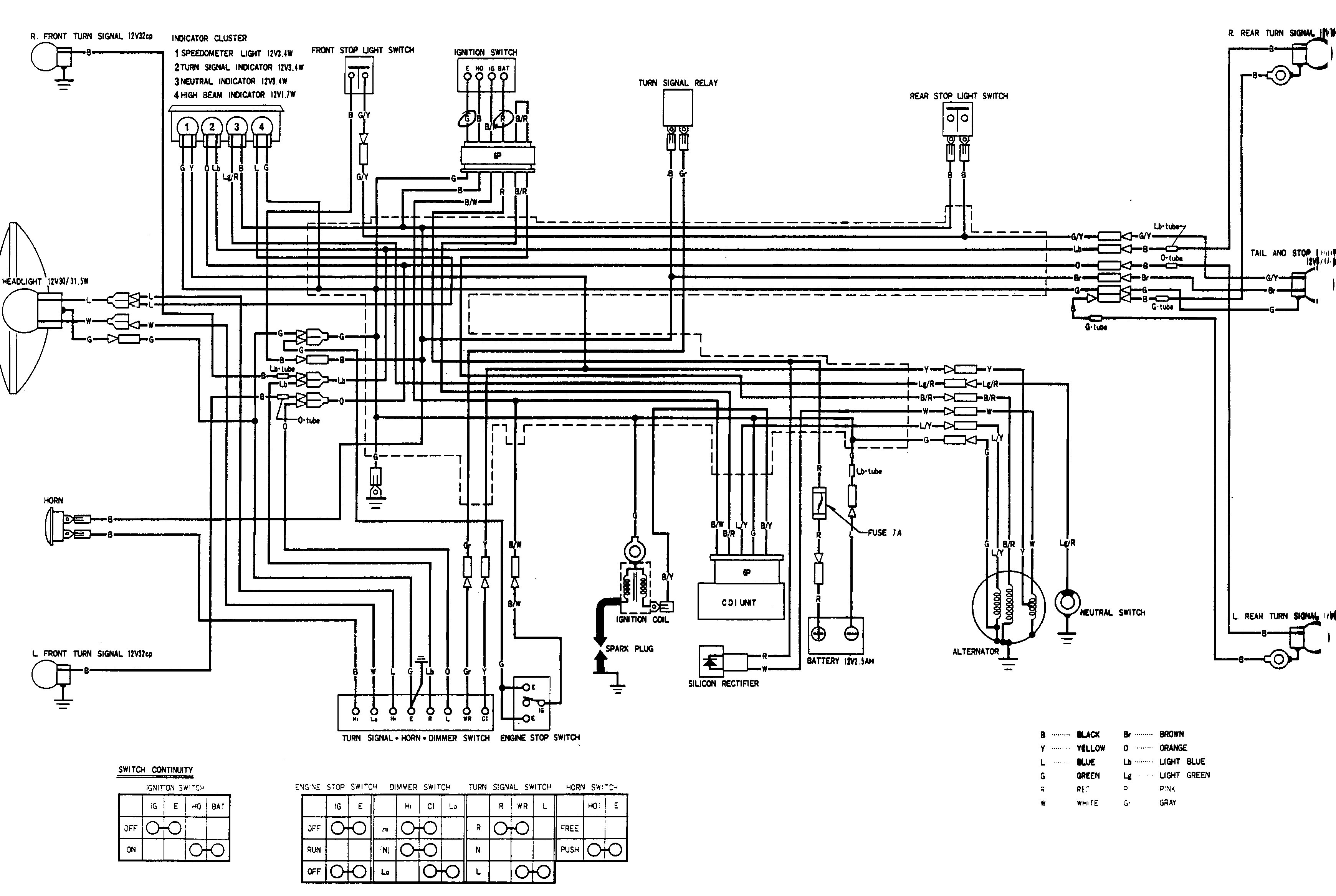 Honda Accord Ignition Wiring Diagram Sample