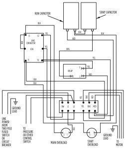 2 Wire Submersible Well Pump Wiring Diagram Gallery