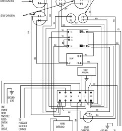 2 wire submersible well pump wiring diagram well pump control box wiring diagram awesome wonderful [ 1000 x 1165 Pixel ]
