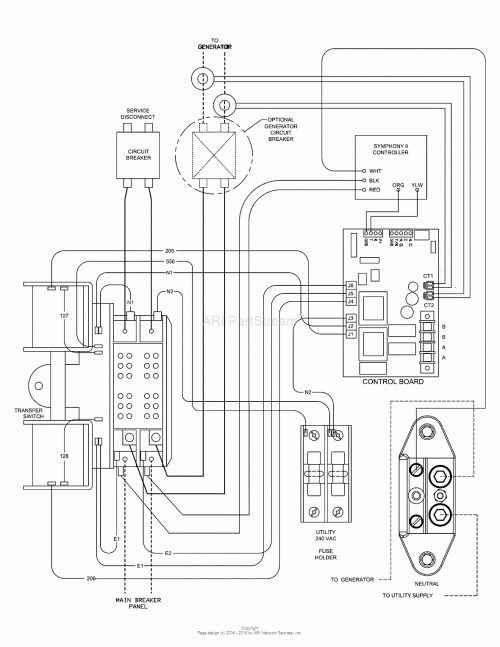 small resolution of generac automatic transfer switch wiring diagram image transfer