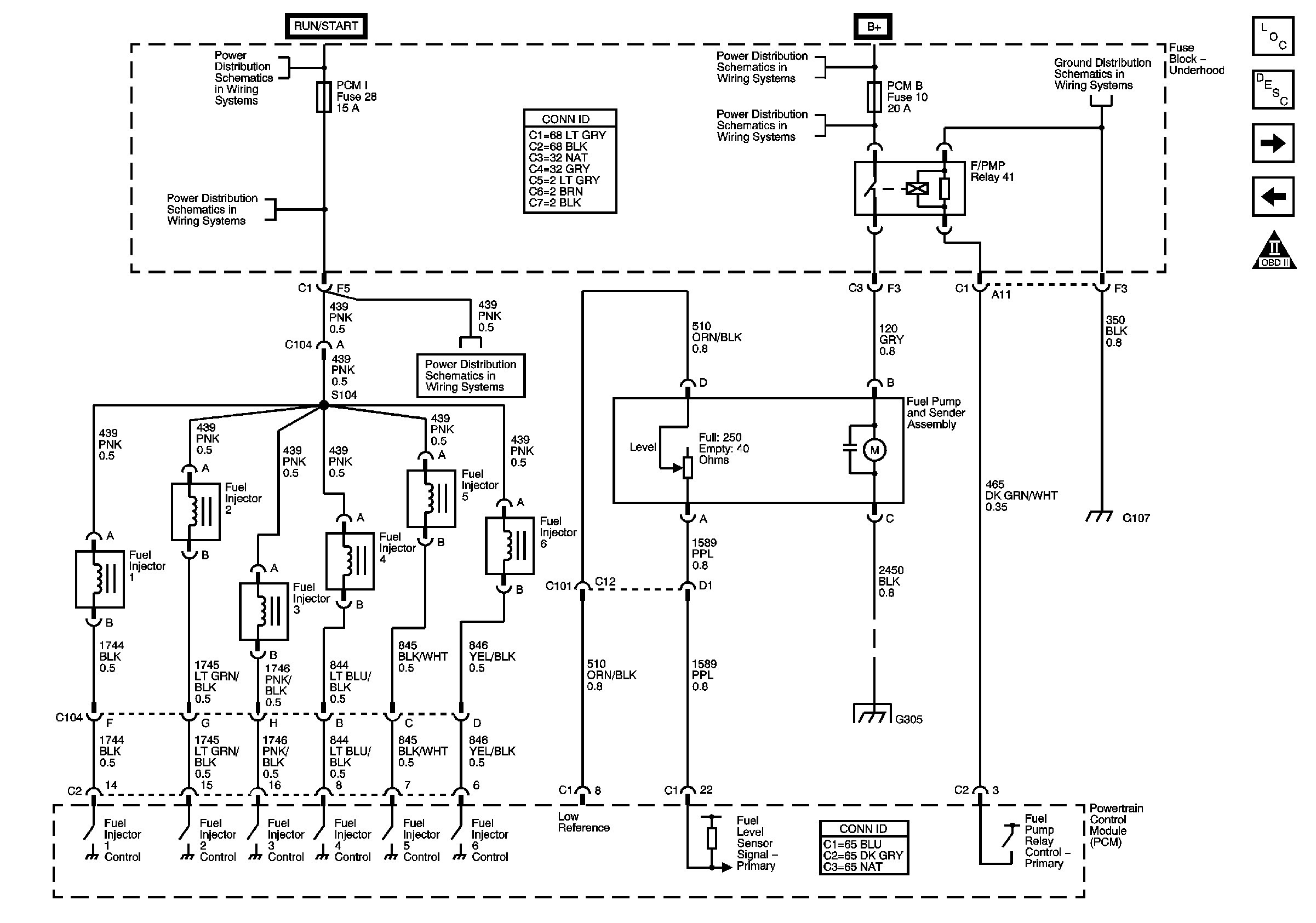 Wiring Diagram For Tahoe