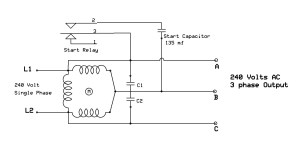 240v Motor Wiring Diagram Single Phase Collection