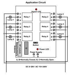 24vdc relay wiring diagram famous how to wire a 24v relay best for wiring 13p [ 1000 x 1000 Pixel ]