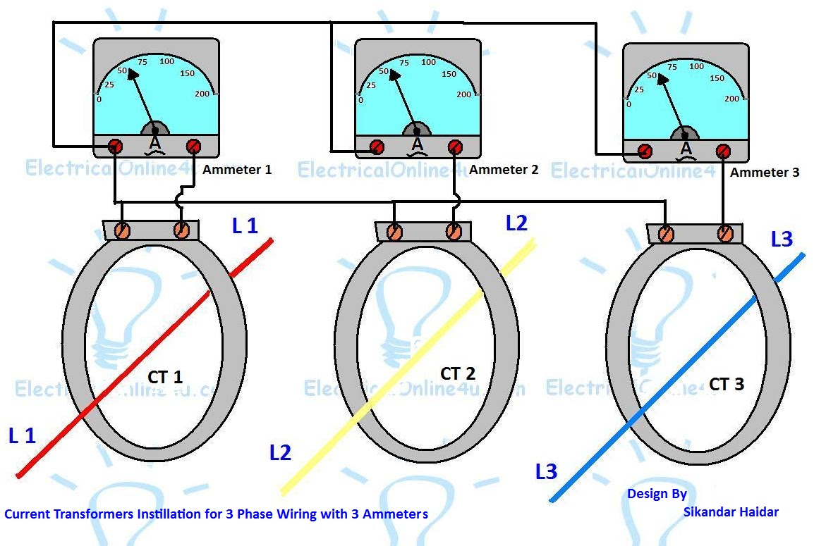 hight resolution of 3 phase current transformer wiring diagram collection rating electric meter diagram 3 phase current transformer wiring