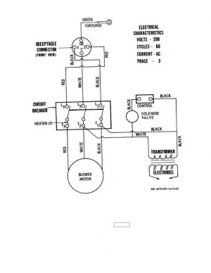 3 Phase Immersion Heater Wiring Diagram Collection