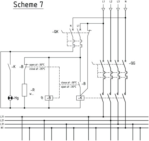 small resolution of 3 pole circuit breaker wiring diagram wiring diagram earth leakage relay valid 3 pole circuit