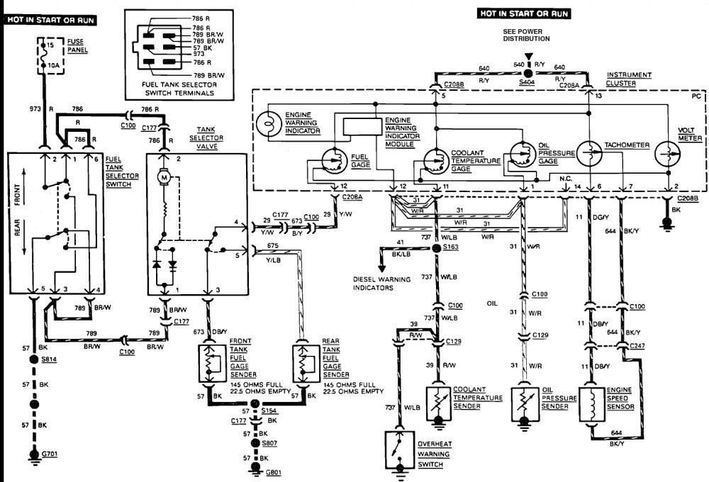 medium resolution of 95 ford f150 ignition wiring diagram collection