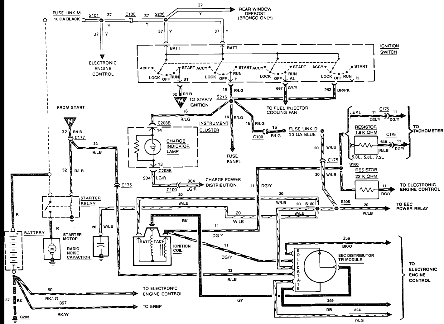 hight resolution of 1990 ford f 250 ignition wiring diagram wiring diagrams data 1990 ford f250 ignition switch wiring diagram 1990 ford f 250 ignition wiring diagram
