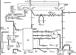 IGNITION WIRING DIAGRAM FOR 2006 F150  Auto Electrical Wiring Diagram