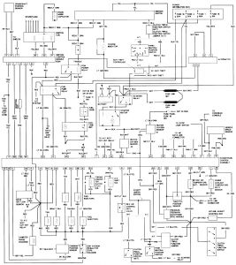 97 ford Explorer Wiring Diagram Sample