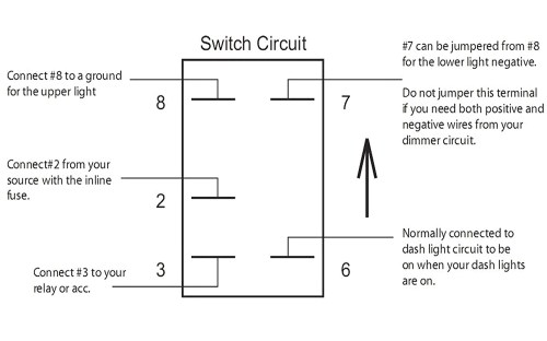 small resolution of carling technologies rocker switch wiring diagram