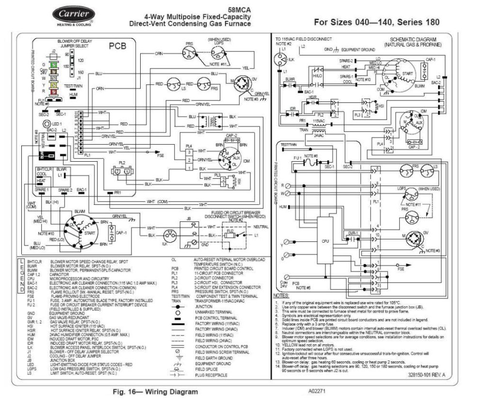 medium resolution of carrier furnace wiring diagram carrier wiring diagrams blurts 11b