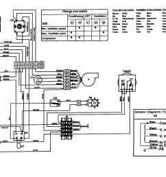 central air conditioner wiring diagram central air conditioner wiring diagram best wiring diagram simple hvac [ 2200 x 1696 Pixel ]