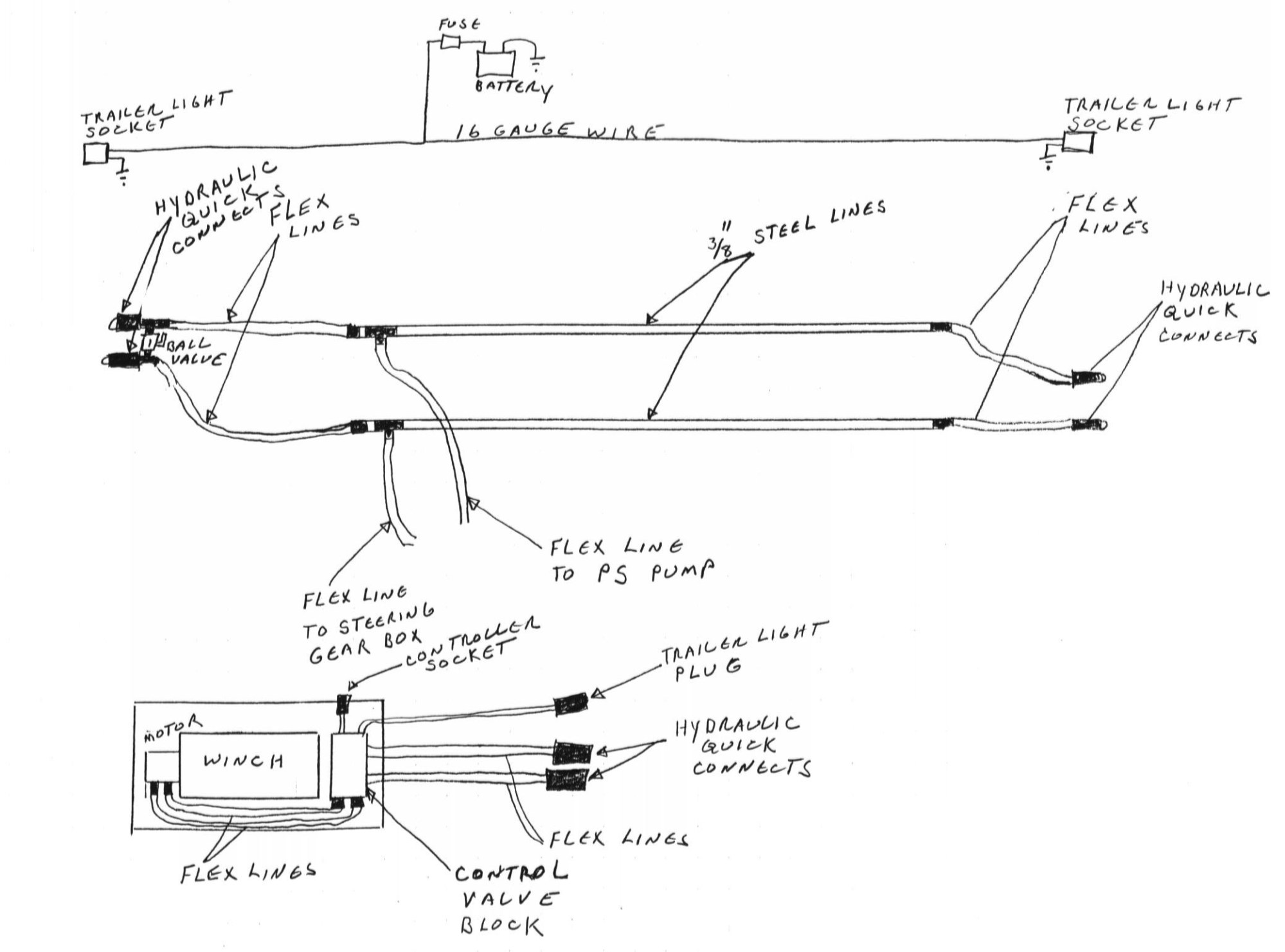 hight resolution of chicago electric winch wiring diagram gallerychicago electric winch wiring diagram ac winch wiring diagram fresh badland