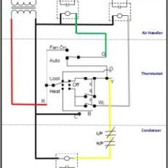 Coleman Evcon Wiring Diagram Thermostat Can Light Download A Ac Save Air Conditioner