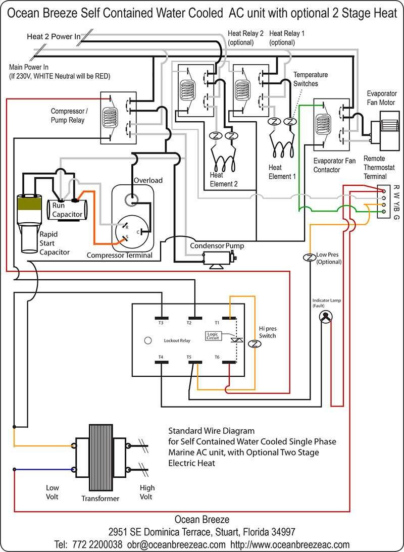model wiring evcon diagram mbc42cq