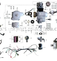 coolster 125cc atv wiring diagram coolster 110cc atv parts furthermore 110cc pit bike engine diagram [ 1200 x 900 Pixel ]