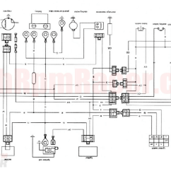 Chinese 110cc Atv Wiring Diagram 1999 Saturn Sl2 Ignition Coolster 125cc Collection