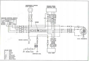 Coolster 125cc atv Wiring Diagram Collection