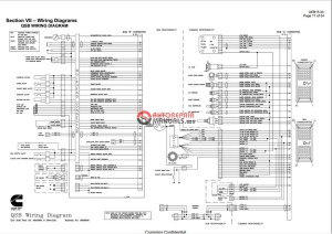 Cummins Celect Plus Ecm Wiring Diagram Gallery