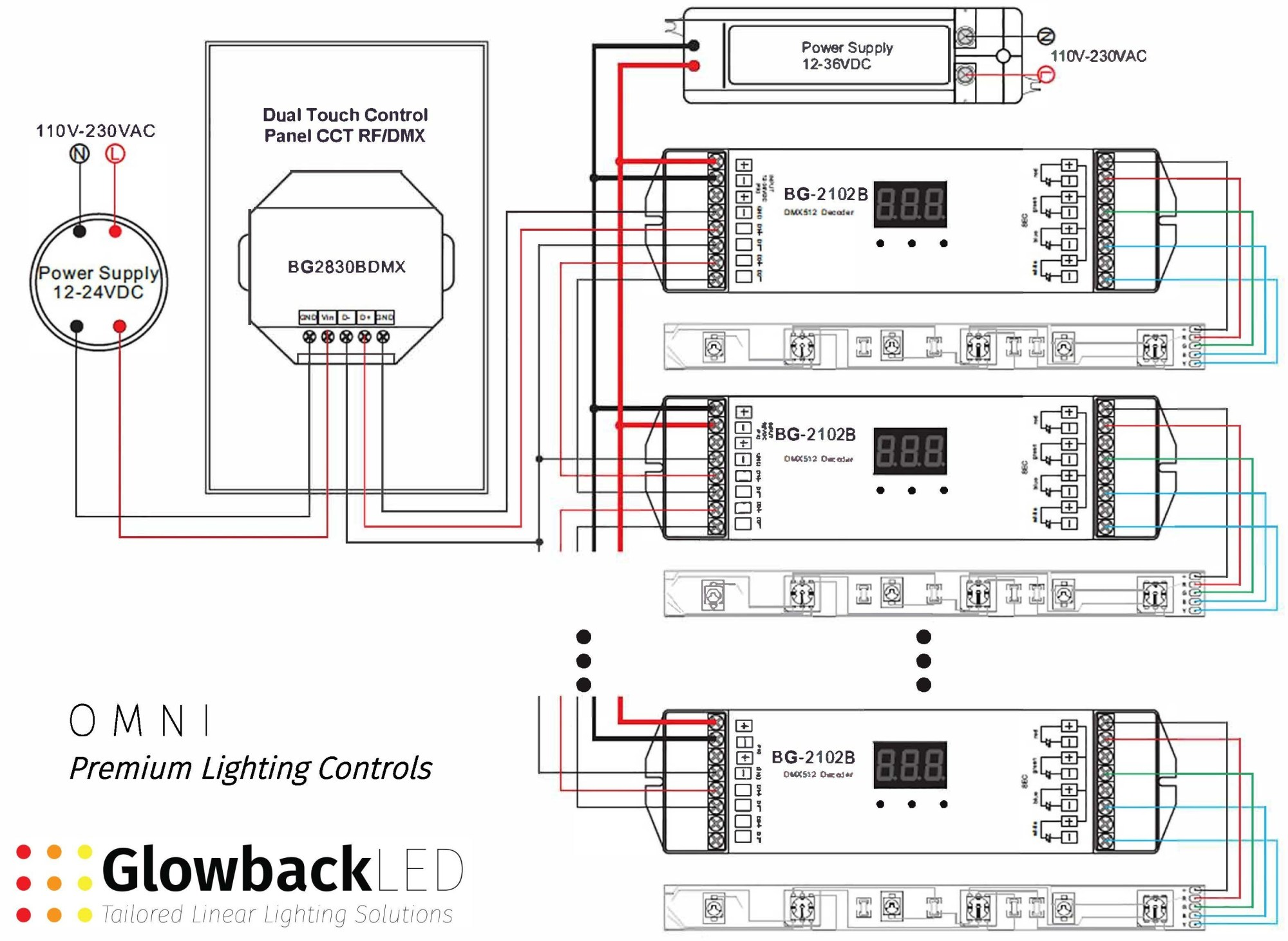 hight resolution of dali lighting control wiring diagram