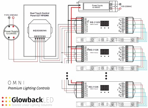 small resolution of dali lighting control wiring diagram