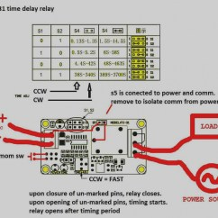 Time Delay Relay Circuit Diagram Jeep Grand Cherokee Wiring Dayton Gallery