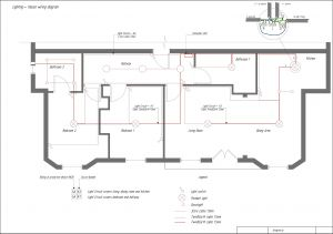 Electrical House Wiring Diagram software Gallery