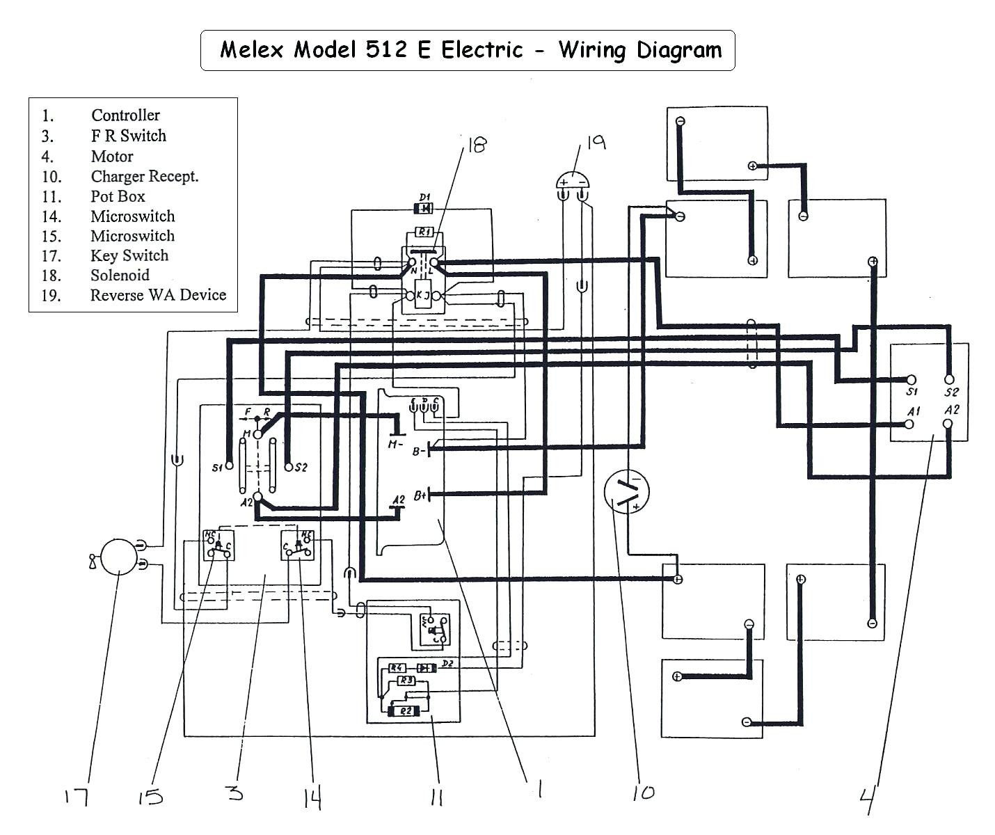 Ez Wire Harnes Diagram