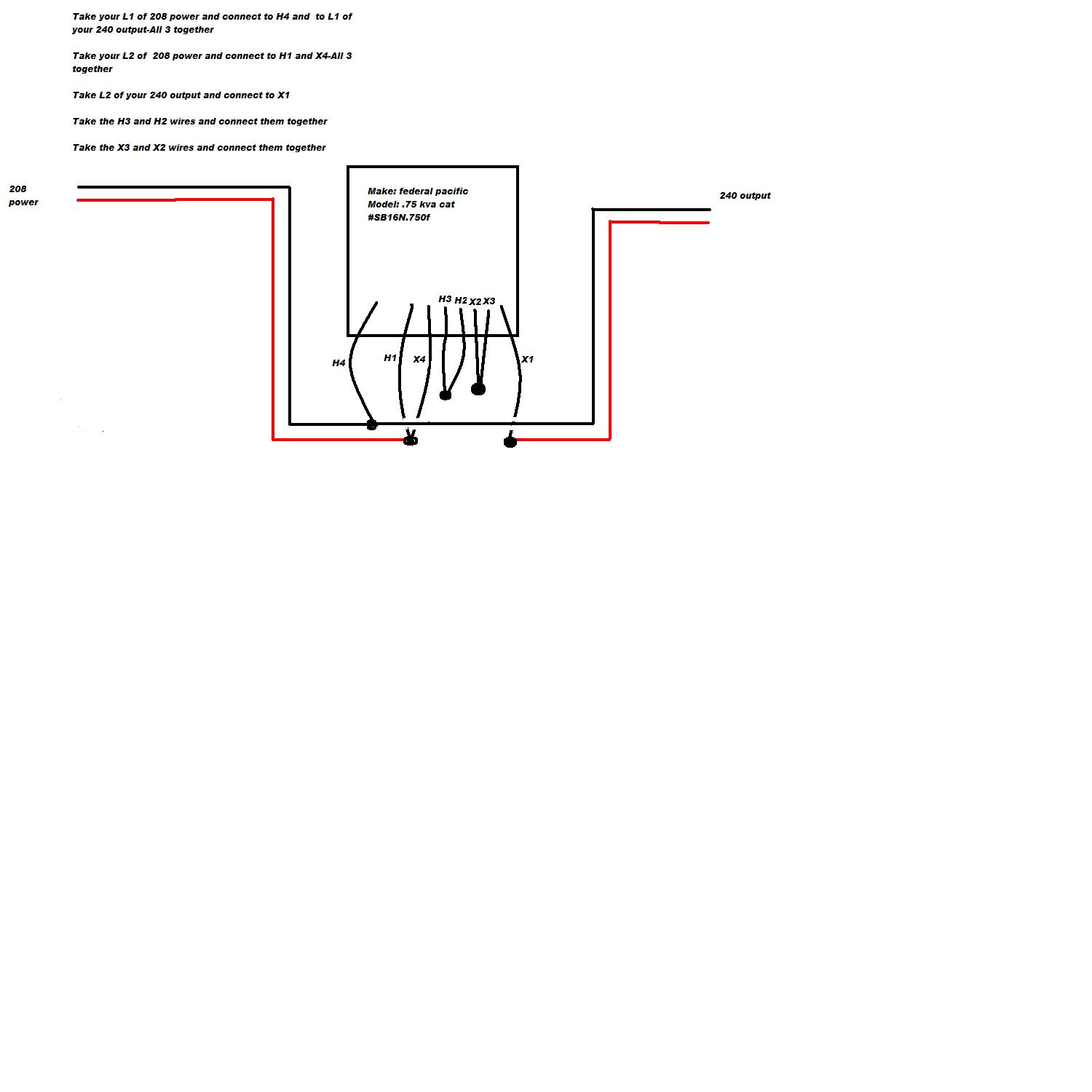 hight resolution of federal pacific buck boost transformer wiring diagram federal pacific transformer wiring diagram example electrical 12m