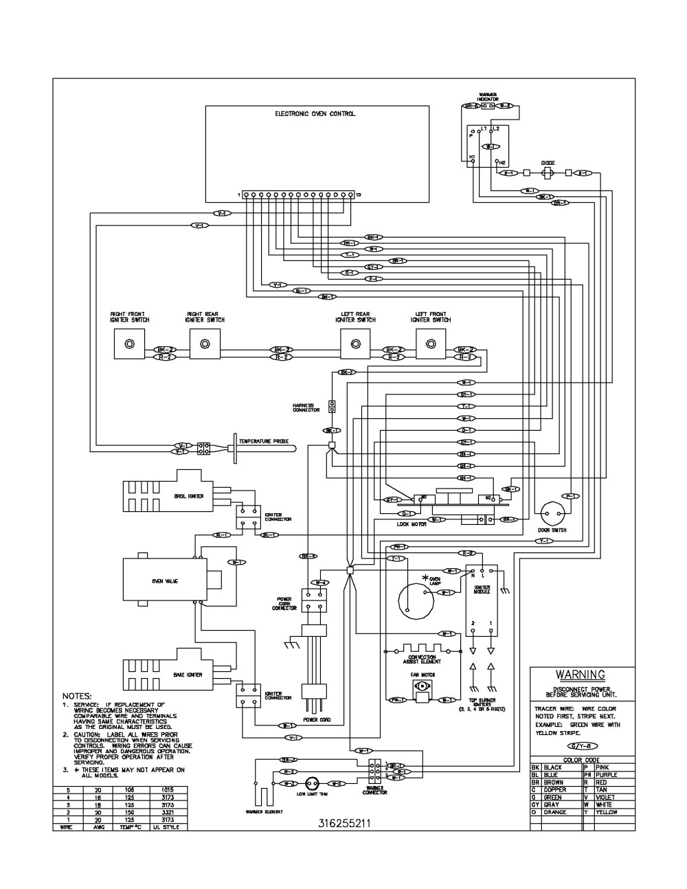 medium resolution of frigidaire electric range wiring diagram wiring diagram for electric stove new frigidaire fef366ccb electric range