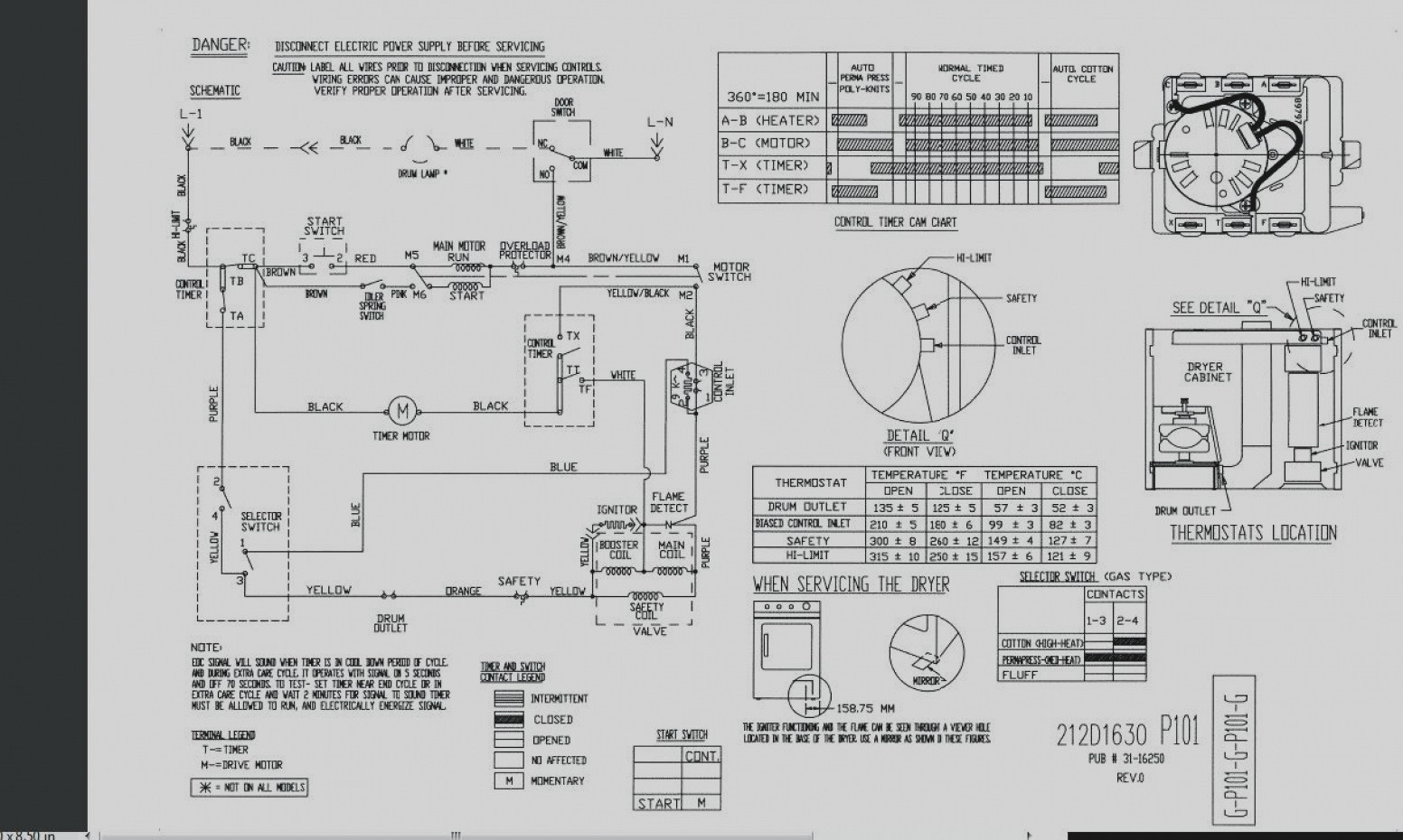 hight resolution of ge dryer timer wiring diagram ge dryer wiring diagram natebird me rh natebird me samsung