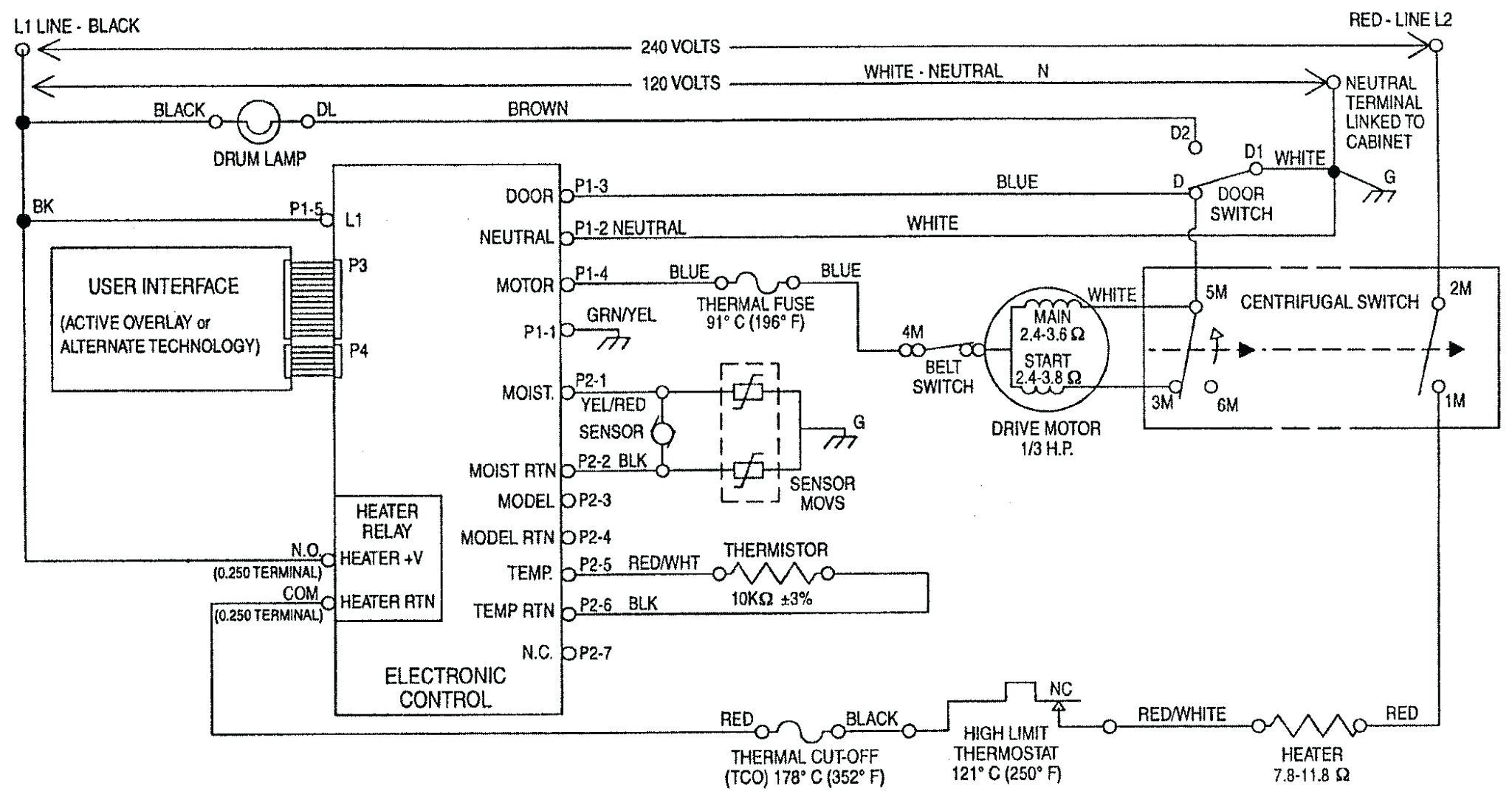 ge dryer wire diagram cash flow creator timer wiring sample
