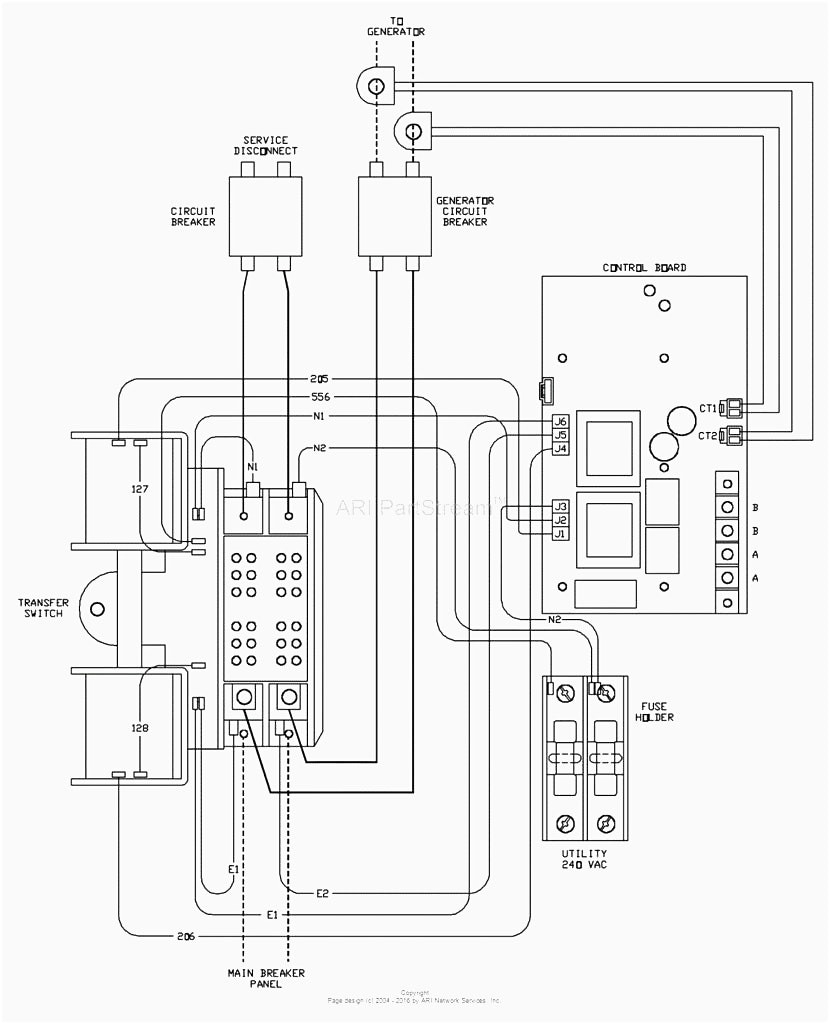hight resolution of generac 200 amp transfer switch wiring diagram automatic transfer switch controller between mains and generator