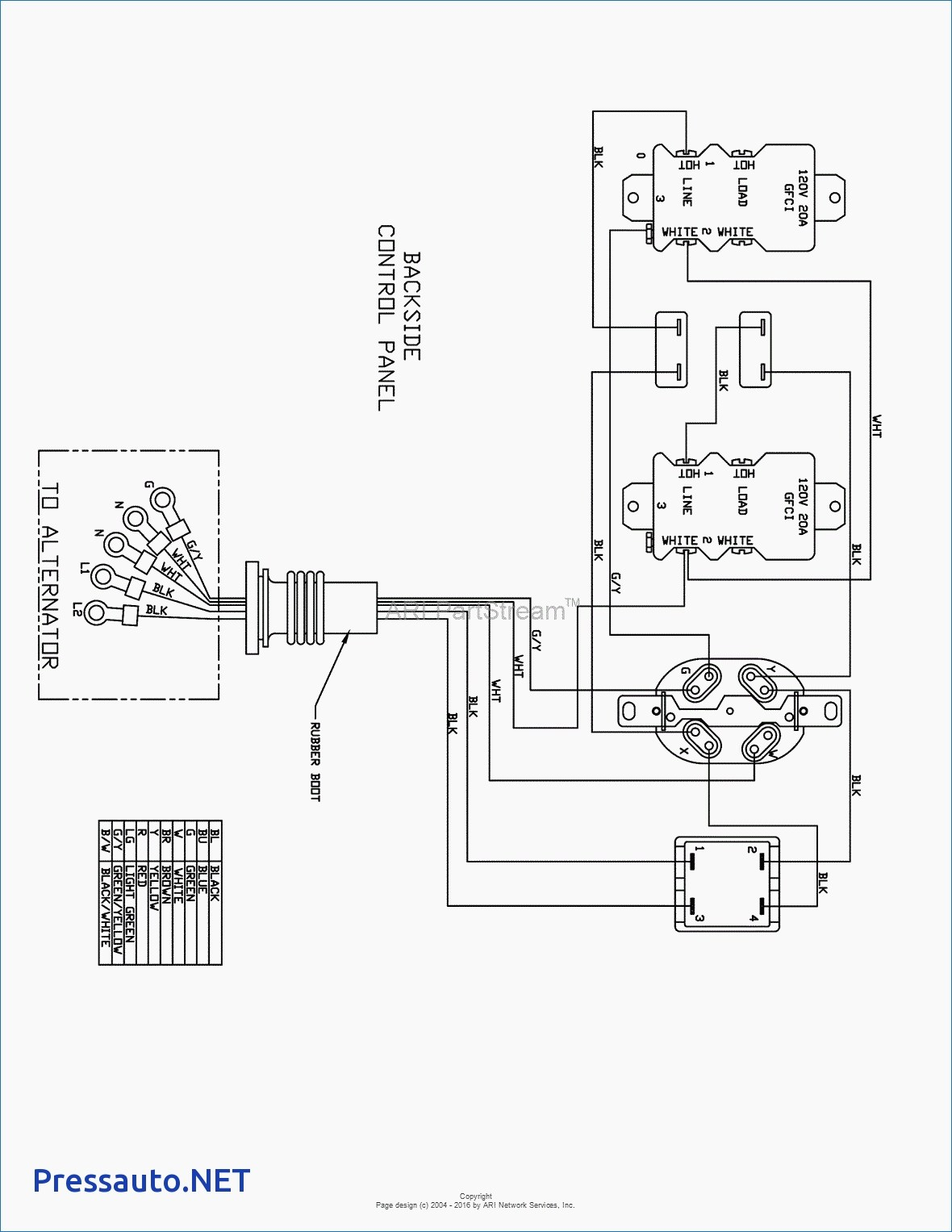 [DIAGRAM in Pictures Database] Markon Generator Wiring