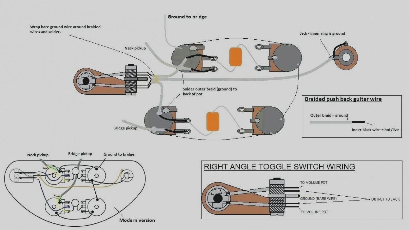 hight resolution of gibson 57 classic 4 conductor wiring diagram gibson sg special wiring diagram free picture basic
