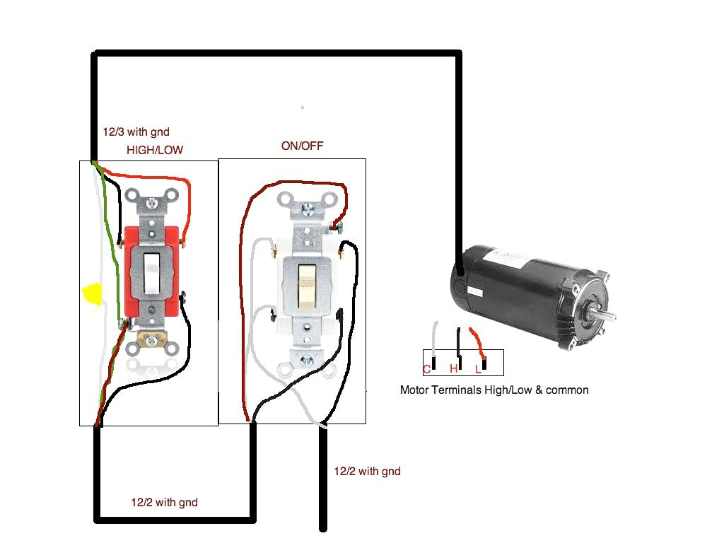 well pump electrical wiring