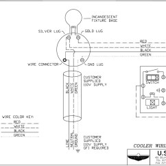 Heatcraft Freezer Wiring Diagram Spal Fan Relay Walk In Cooler Download