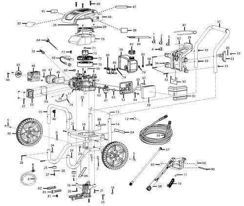 small resolution of hotsy pressure washer wiring diagram landa pressure washer wiring diagram husky pressure washer parts diagram
