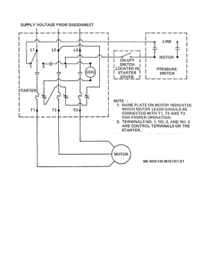 Air Compressors Wiring Schematic For 2 | Wiring Library