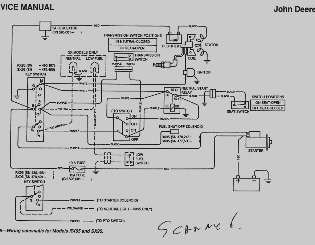hight resolution of john deere l110 wiring diagram 27 collection john deere sabre wiring diagram stunning for image
