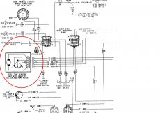 Wiring Diagram For A Boat Fuel Gauge